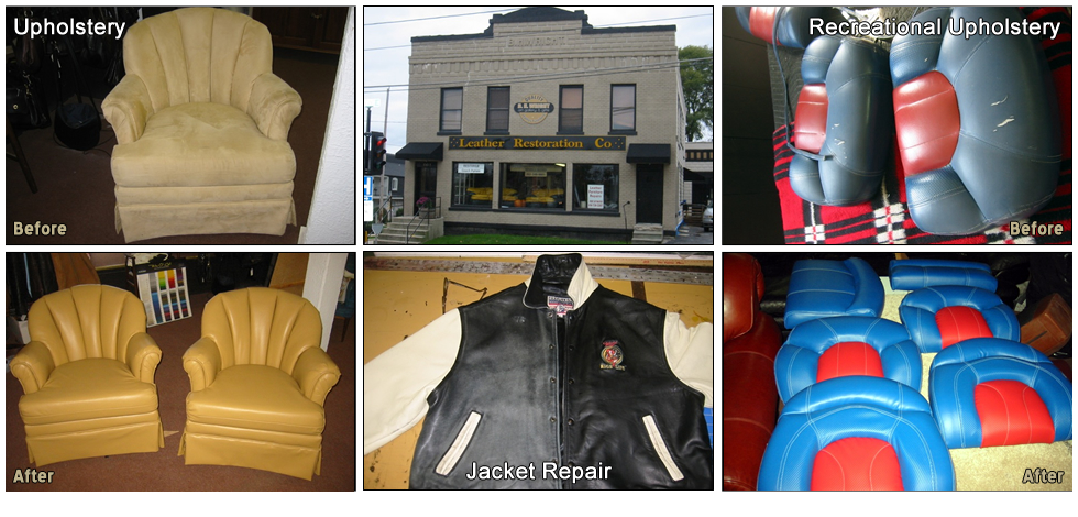 Delicieux Leather Restoration And Furniture
